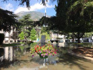 Parc de la Mola Caldea Escaldes-Engordany Principado de Andorra